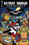 Batman TMNT Adventures 1 by dfridolfs