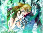 cloud and aeris reunion by gem2niki