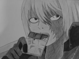 Mello for Kaname-light by LeapingLamb