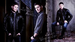 Jensen Ackles - Dean Winchester by LiFaAn