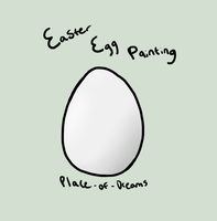 .:Easter Egg Painting Event:. -Closed- by DancingWithDreams