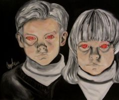 Village of the Damned by AmandaPainter87