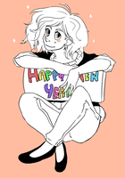 Happy New Year by Handyheart