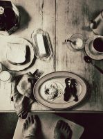 breakfast by YellowCakePictures