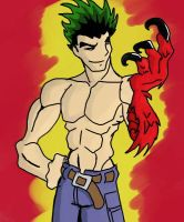 Jake Long by tster