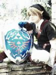Link Cosplay by Laovaan