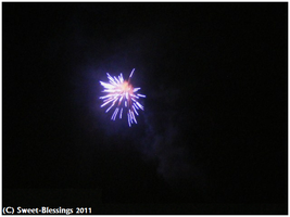 2011 Fireworks III by Sweet-Blessings