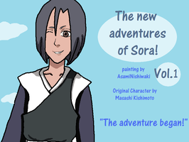 The new adventures of Sora by Fluttershy1989