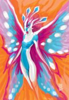 Butterfly Soul by Ultyzarus
