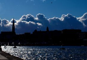 Dun Laoighre View 2 by Lil-Plunkie