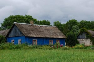 house in the land of blue lakes by ljenda