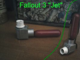 Fallout Props: Jet by Lolktnx