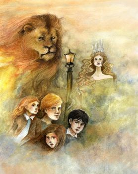 Narnia by The-girl-in-Mirkwood