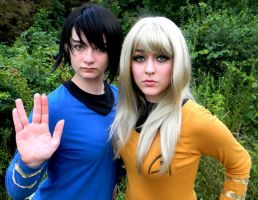 Me and My Spock by SunshineAlways