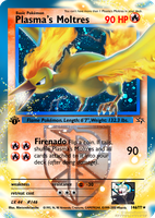 Plasma's Moltres by aschefield101