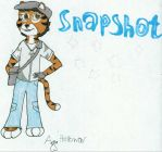 Snapshot Tiger by AstrotheBandiFox