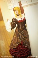 Beato VIII by ToriaGria