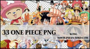 One_piece_33pngs_by_kong126 by kong126