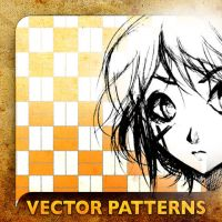 Vector Patterns. ok... by paradox-cafe