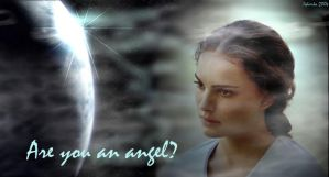 Are you an angel? by Corleinne