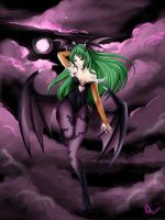 Morrigan+ by midoriplace
