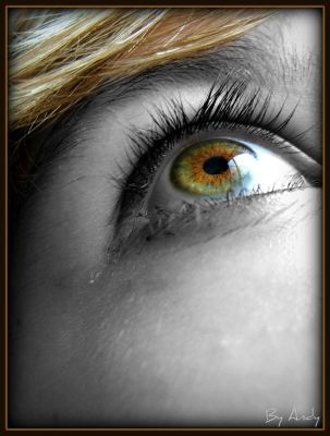 Eyes are everywhere by Nendy