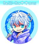 Jack Frost Button by jinyjin