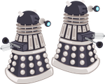 Davhorse Equestrian Daleks by Trotsworth