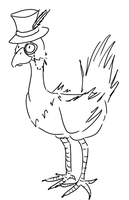 Chocobo by CandieRain