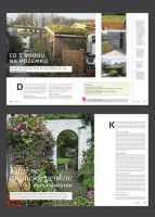 Magazine layout 3_3 by Graphicboudoir
