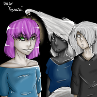 The Trio by Ze-Creeper