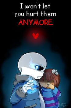 I won't let you hurt them anymore by BlueStarryGirl