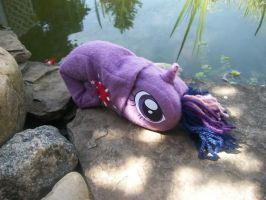 Twilight Sparkle Nautiloid by Brainbread