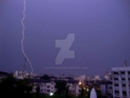 lightning. by myth123123