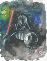 Darth vader sketch by edding142