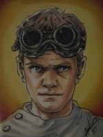 Dr Horrible Trading Card by Amelie-ami-chan