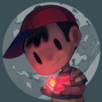 Ness Icon by BloodnSpice
