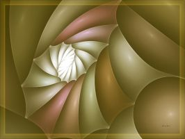 Segmented - Spirals and Sphere by patrx