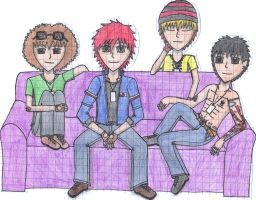 My Chemical Romance by ToxicSkeleton
