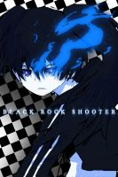 Black Rock Shooter by BondWithColors