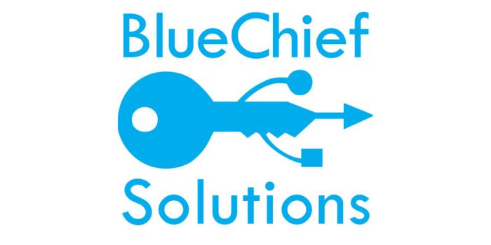 BlueChief Solutions Logo entry 3 by Tynermeister