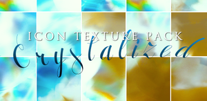 25 Icon Texture Pack II - Crystalized by poolichoo