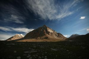 Trishul by orographic