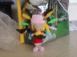 Flandre in Pipe Cleaners by ceebers