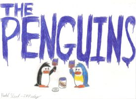 The Penguins by IRPieday