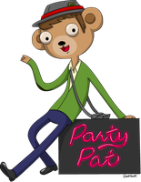 Party Pat by washue