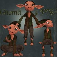 Gnomli by Twins72-Stocks