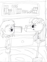My New Room Mate Episode by STITCH62633