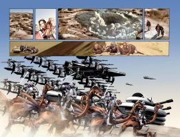 STAR WARS 3 pages 12-13 by Summerset
