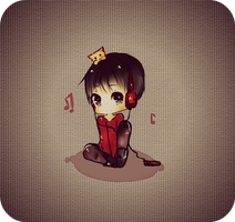 [PC] Chibi Sungminnie by Yuennishi